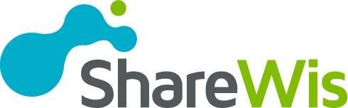 Sharewis logo footer